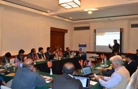 BRDCEP M&E and Socioeconomic Baseline A&M training - Quetta Nov 27 - Dec 1- 2017-02