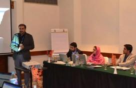 BRDCEP M&E and Socioeconomic Baseline A&M training - Quetta Nov 27 - Dec 1- 2017-03