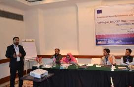 BRDCEP M&E and Socioeconomic Baseline A&M training - Quetta Nov 27 - Dec 1- 2017-04