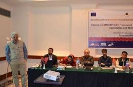 BRDCEP M&E and Socioeconomic Baseline A&M training - Quetta Nov 28 - Dec 2- 2017-01