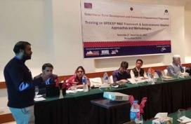BRDCEP M&E and Socioeconomic Baseline A&M training - Quetta Nov 28 - Dec 2- 2017-04