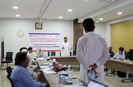 SRSPs-Programme-coordinator-speaking-during-project-staff-orientation