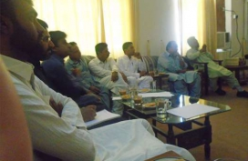 Meeting with LG & RDD District Kech-05
