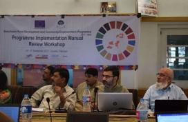 Programme Implementation Manual Review Workshop-01