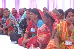 Bihar-National-Rural-Livelihoods-Mission-visit-2013-SHG-Meeting