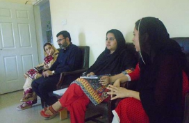 Turbat Visit-Debriefing meeting with NRSP-01
