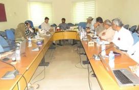 Turbat Visit-Meeting with NRSP-01
