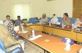 Turbat Visit-Meeting with NRSP-02
