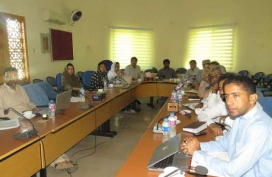 Turbat Visit-Meeting with NRSP-04