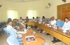 Turbat Visit-Meeting with NRSP-05