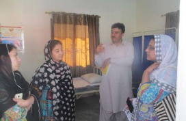 Turbat Visit-RSPN Team-03