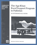 The AKRSP in Pakistan - An Interim Evaluation: 1987