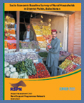Socio Economic Baseline Survey - Pishin in Balochistan: 2009