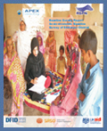Socio Economic Baseline Survey - Shikarpur in Sindh: 2010