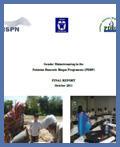 Gender Mainstreaming in PDBP