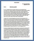 NRSP, LSOs and GBTI: September 15, 2012