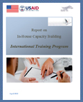 Report on ASP-RSPN's In-House Capacity Building; International Training Program