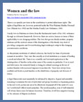 Article on Women Rights