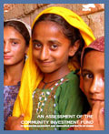 Community Investment Fund in Sindh