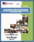 End Evaluation of RSPN Tahafuz Report: September 2013