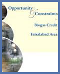 Study on Credit for Biogas