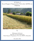 A Study of Local Support Organisation Networks (LSONs) in Pakistan (2012)